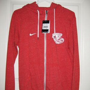 Nike Maryville Saints Red Lightweight Hoodie M